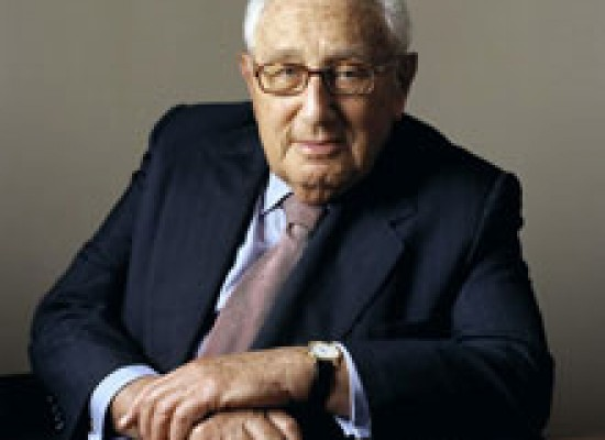 Henry Kissinger's Fake Book about Putin