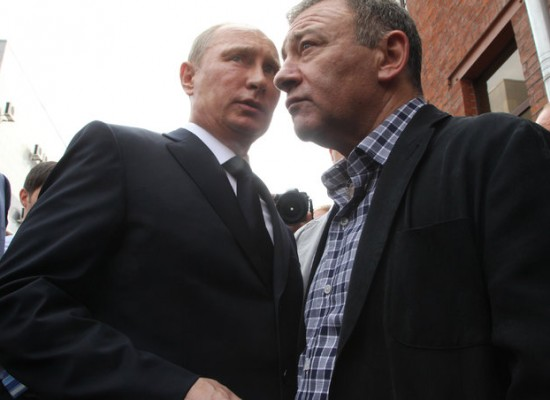 Putin's Friend Profits in Purge of Schoolbooks