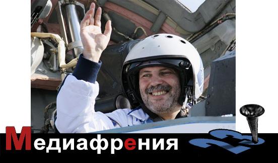 Российский телеведущий Владимир Соловьев. Фото: ITAR-TASS