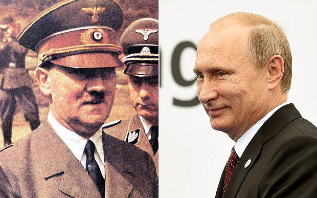 Путин_Гитлер