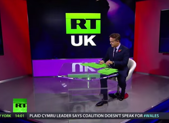 Russian Ambassador To Britain Welcomes New Propaganda Channel With Bizarre Rant