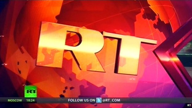 RT's coverage of the Ukraine crisis has seen it investigated by Ofcom
