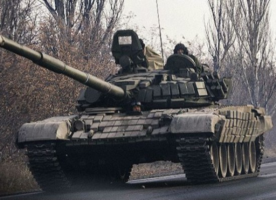 Russian Tanks Move Across Ukraine Border: NATO Chief Breedlove