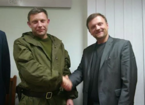 """Fake Monitors """"Observe"""" fake Elections in the Donbas"""