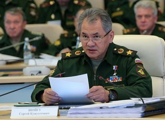 Russia Activates New Defense Management Center