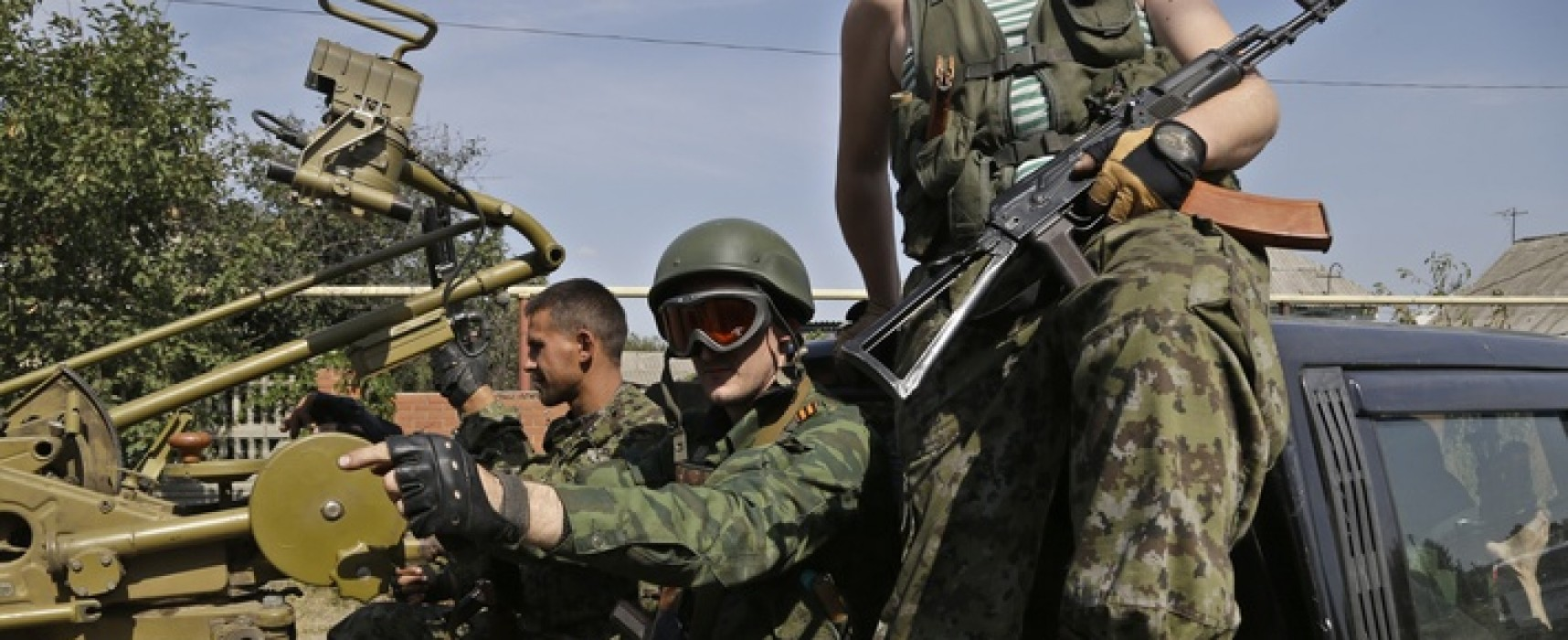 How Russia Is Revolutionizing Information Warfare