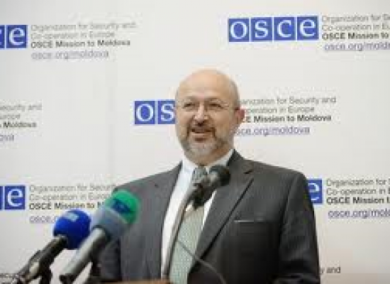 "The OSCE did not Send its Observers to the ""Donetsk People Republic Elections"""