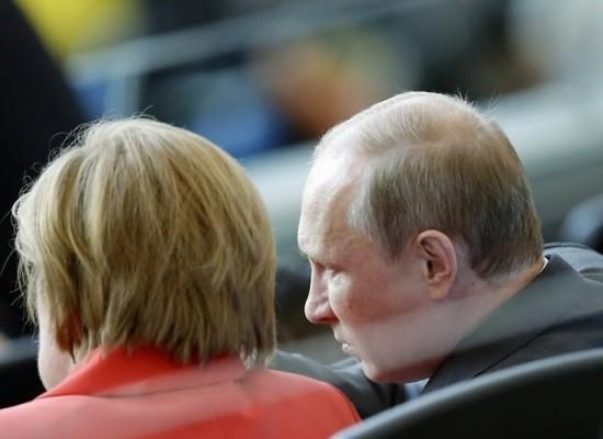 Американский историк: настоящей мишенью Путина была не Украина