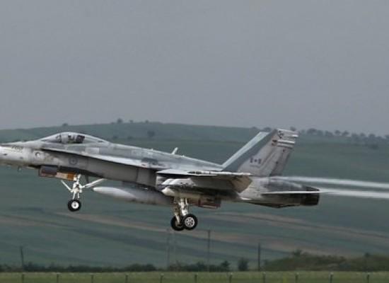 Канада не предлагала Украине истребители F-18