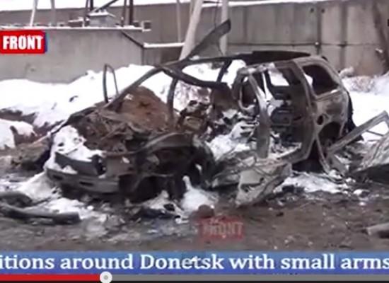 Видеофейк в эфире канала «Новороссия»