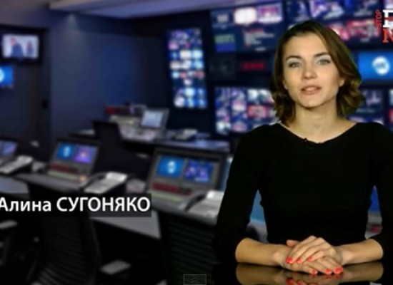 Weekly newscast from StopFake team. Number 37 (dubbed)