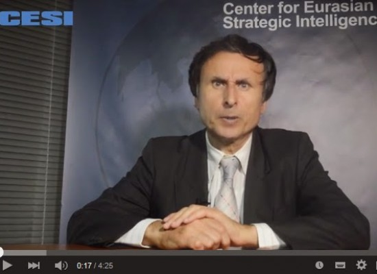 "Center for Eurasian Strategic Intelligence, a fraudulent ""hawkish"" think tank"