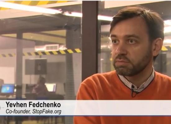 Украина: Борьба с информационной войной