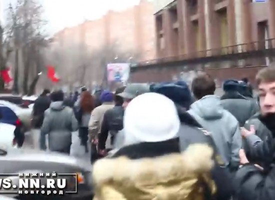 Video Fake: Revolt in Nizhny Novgorod