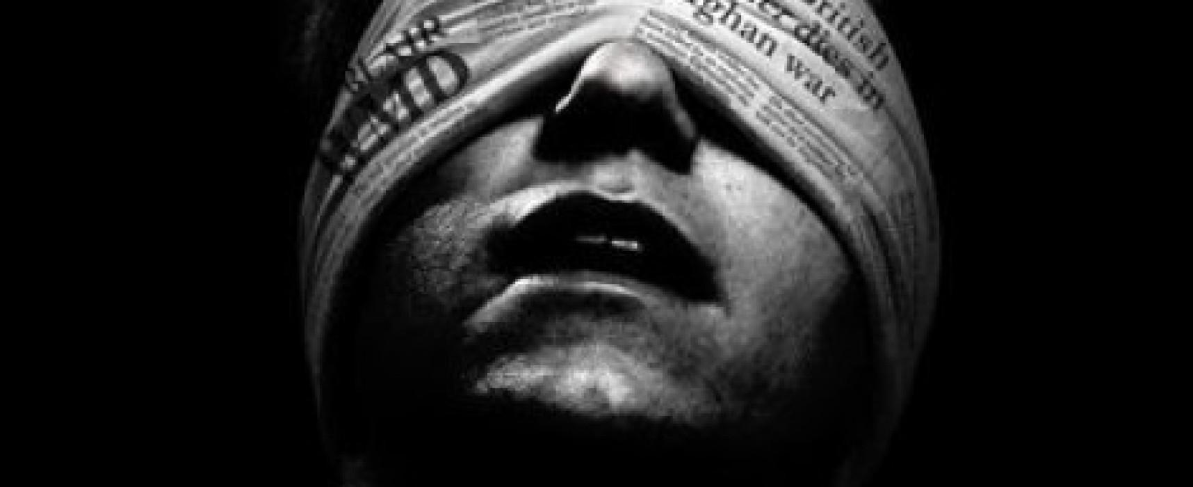 War by media and the triumph of propaganda