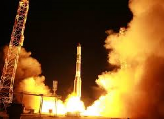 Fake: Russian Launch System Proton Crashed with a Satellite