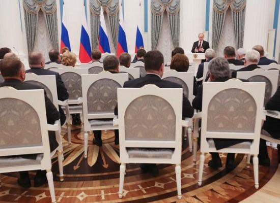Совет Федерации готовит законопроект, признающий передачу Крыма в 1954 году незаконной