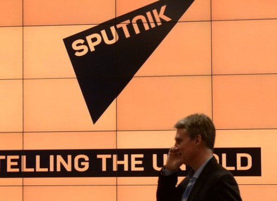 Dmitry Kiselev's Sputnik News Agency Launches Turkish-Language Website, Radio Station