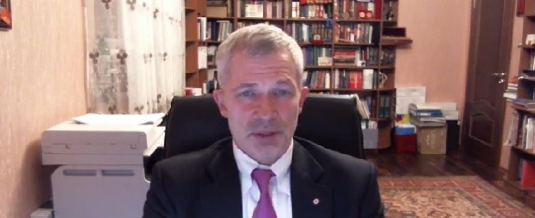 Председатель московского Красного креста опубликовал лживое опровержение своих слов
