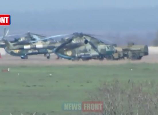 Видеофейк: украинская боевая техника в районе Мариуполя
