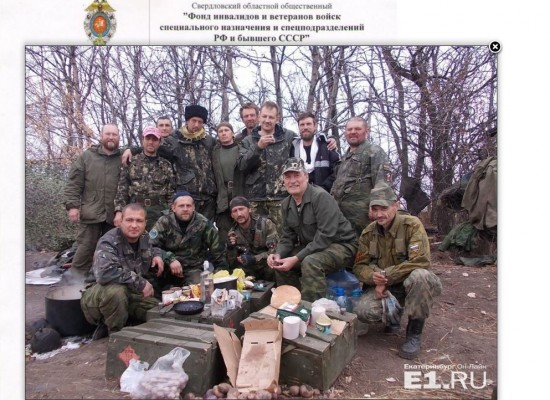 Kremlin Quietly Supports Network That Sends Thousands of Russian Veterans to Donbas War