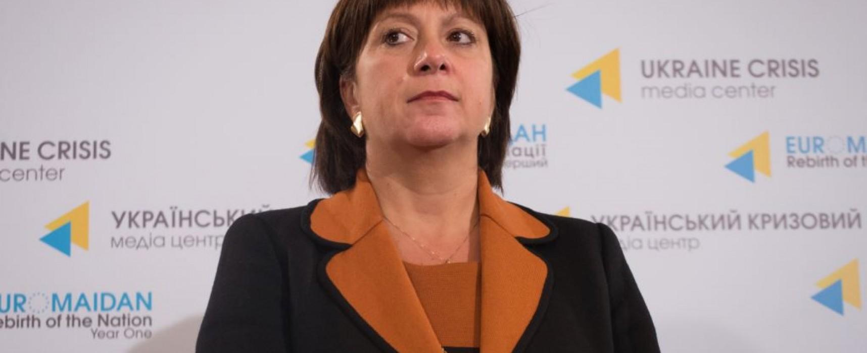 Fake: The Minister of Finance of Ukraine Natalie Jaresko is a Sister of Yushchenko's Wife