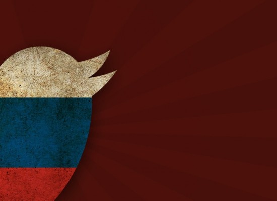 How Russian propaganda spreads online