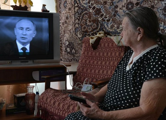Inside Putin's Information War