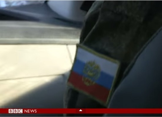 BBC finds Russians fighting in eastern Ukraine