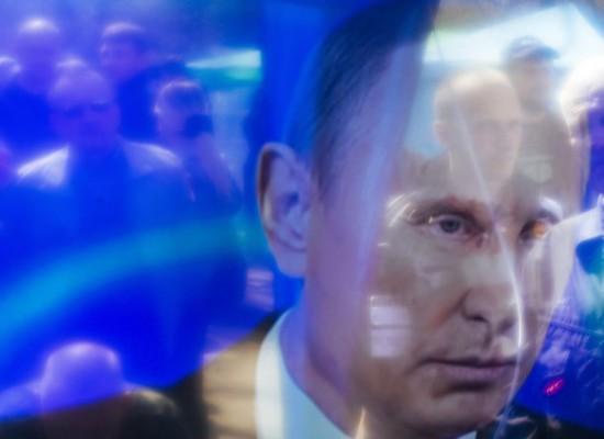 Putin's Fantasy Island