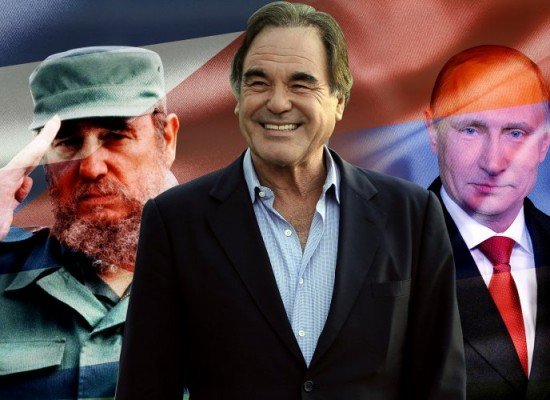 Oliver Stone's Latest Dictator Suckup