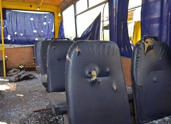 Информагентство AP представило фото полугодичной давности как снимок с места теракта под Волновахой