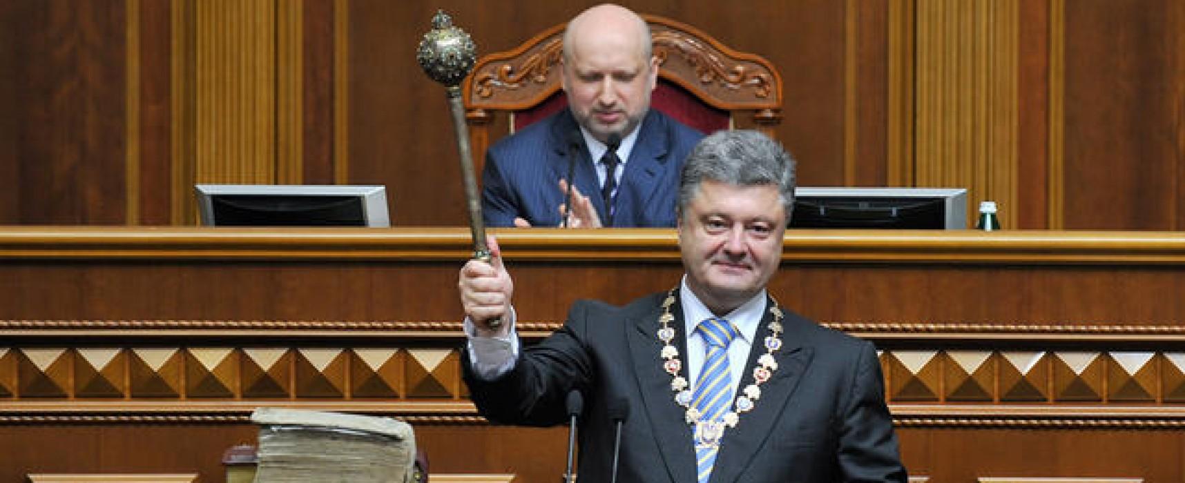 Дочерний проект МИА «Россия сегодня» рассказал о связи Порошенко с Люцифером