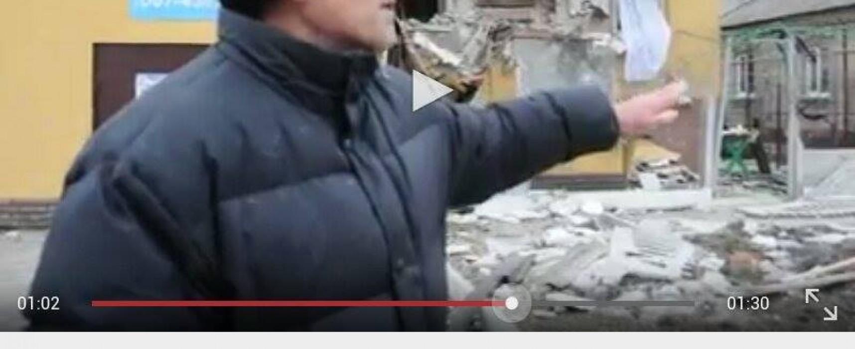 Фейк: Житель Мариуполя покрывает ВСУ, указывая ложное направление обстрела