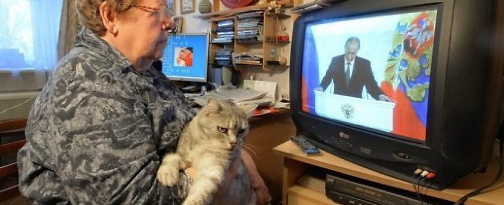 Viktoras Denisenko: New Russian propaganda – primitive but effective