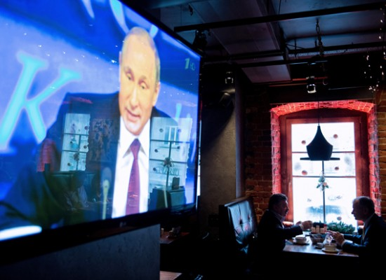 How Putin turned Russian politics into reality TV