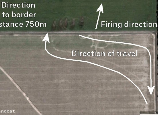 Bellingcat Report – Origin of Artillery Attacks on Ukrainian Military Positions in Eastern Ukraine Between 14 July 2014 and 8 August 2014