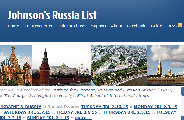 Johnson-s-Russia-List-Russian-News-Information