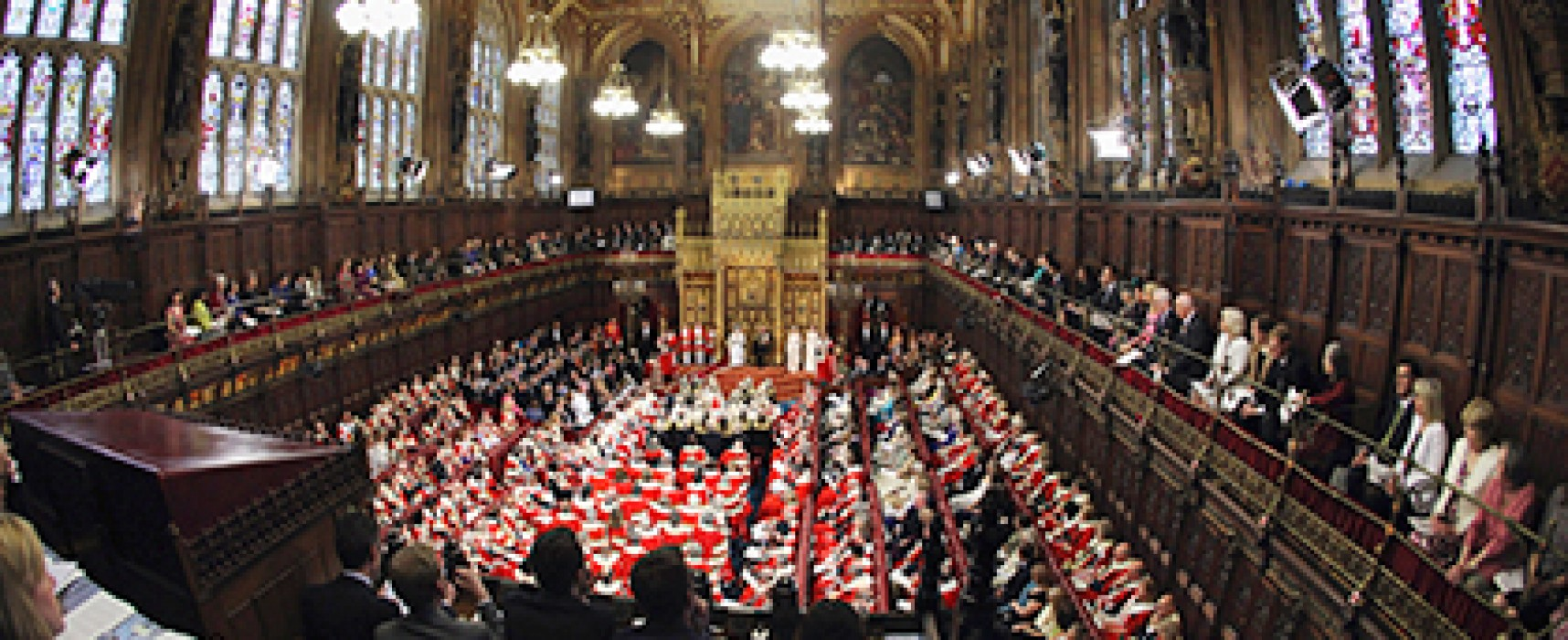 Fake: British Parliament Members Denounce EU Interference in Ukraine