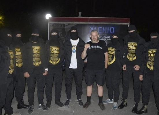 """LifeNews' Fake: Russian Drummer from """"Metal Corrosion"""" Forced to Serve in Azov Battalion"""