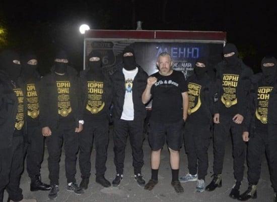 Фейк LifeNews: барабанщика российской группы «Коррозия металла» силой заставили служить в батальоне «Азов»