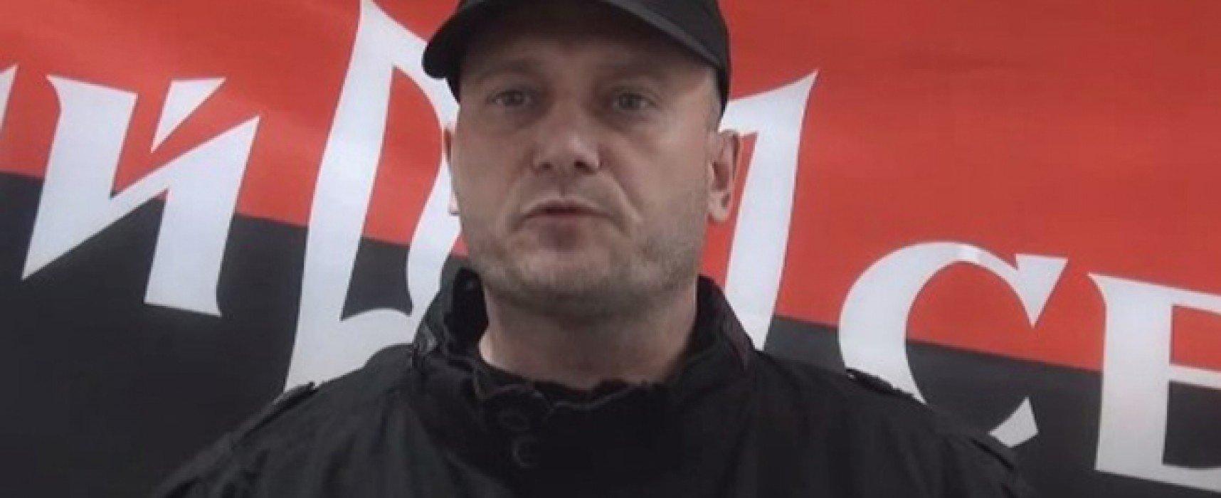Ярош не заявлял о том, что его батальоны продолжают атаки после объявления перемирия