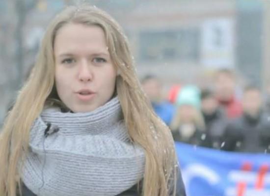Волкогон: Обратившиеся к украинцам активисты — действительно наши студенты