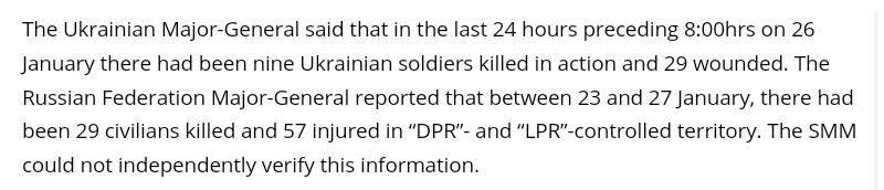 Скриншот страницы сайта ОБСЕ