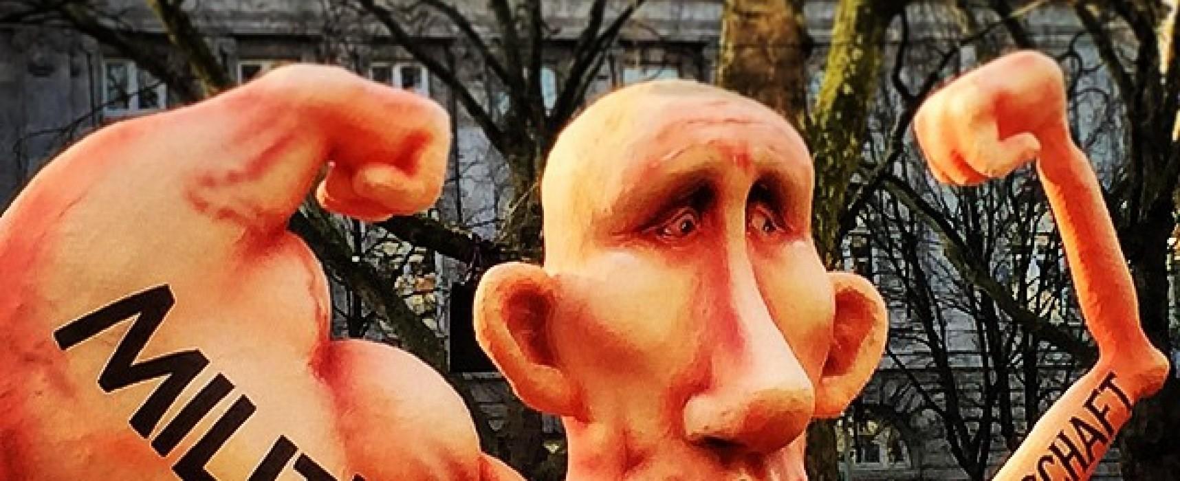 В России публикуют старые фото встреч Путина и отчеты с еще не состоявшихся