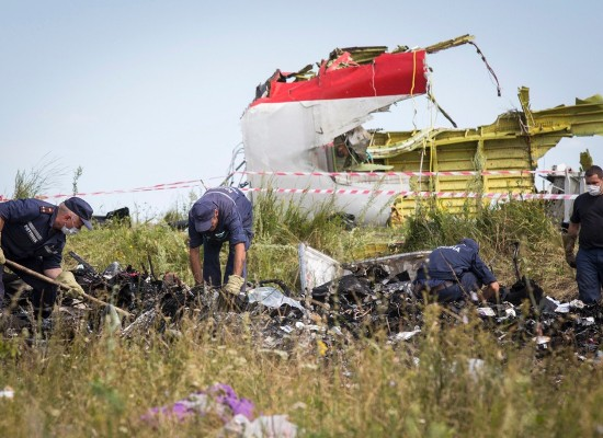 Fake: Reports about Downed Boeing-777 Citing Dutch Prosecutor's Office