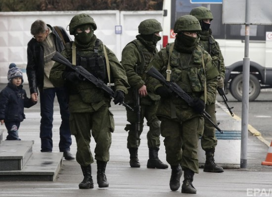 Опубликован план отторжения Россией ряда территорий Украины