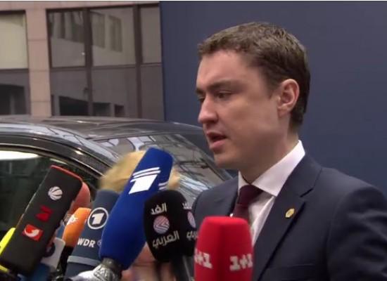Фейк: В Эстонии считают, что ЕС не отменит визы для Грузии и Украины в мае