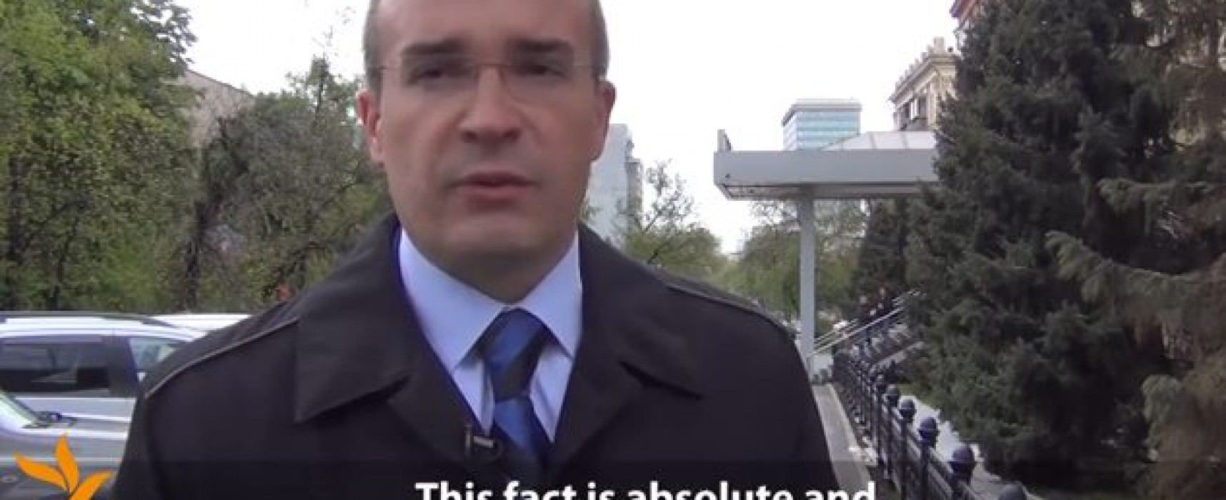 Russian State TV Anchor: 'Propaganda Is Journalism'