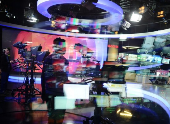Russia Today faces inquiry over anti-western comments in Ukraine debate